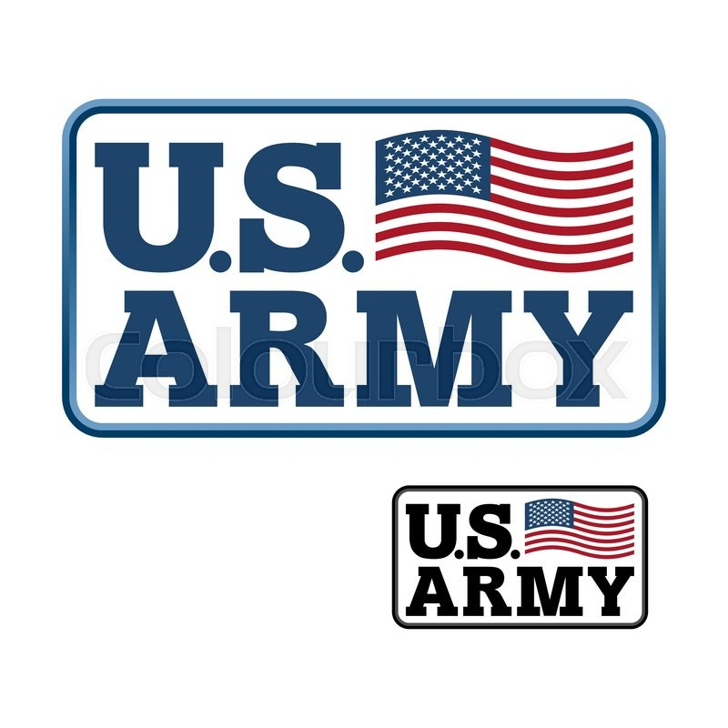 800x800 Us Army. Emblem For Army Of America. Flag Of United States America