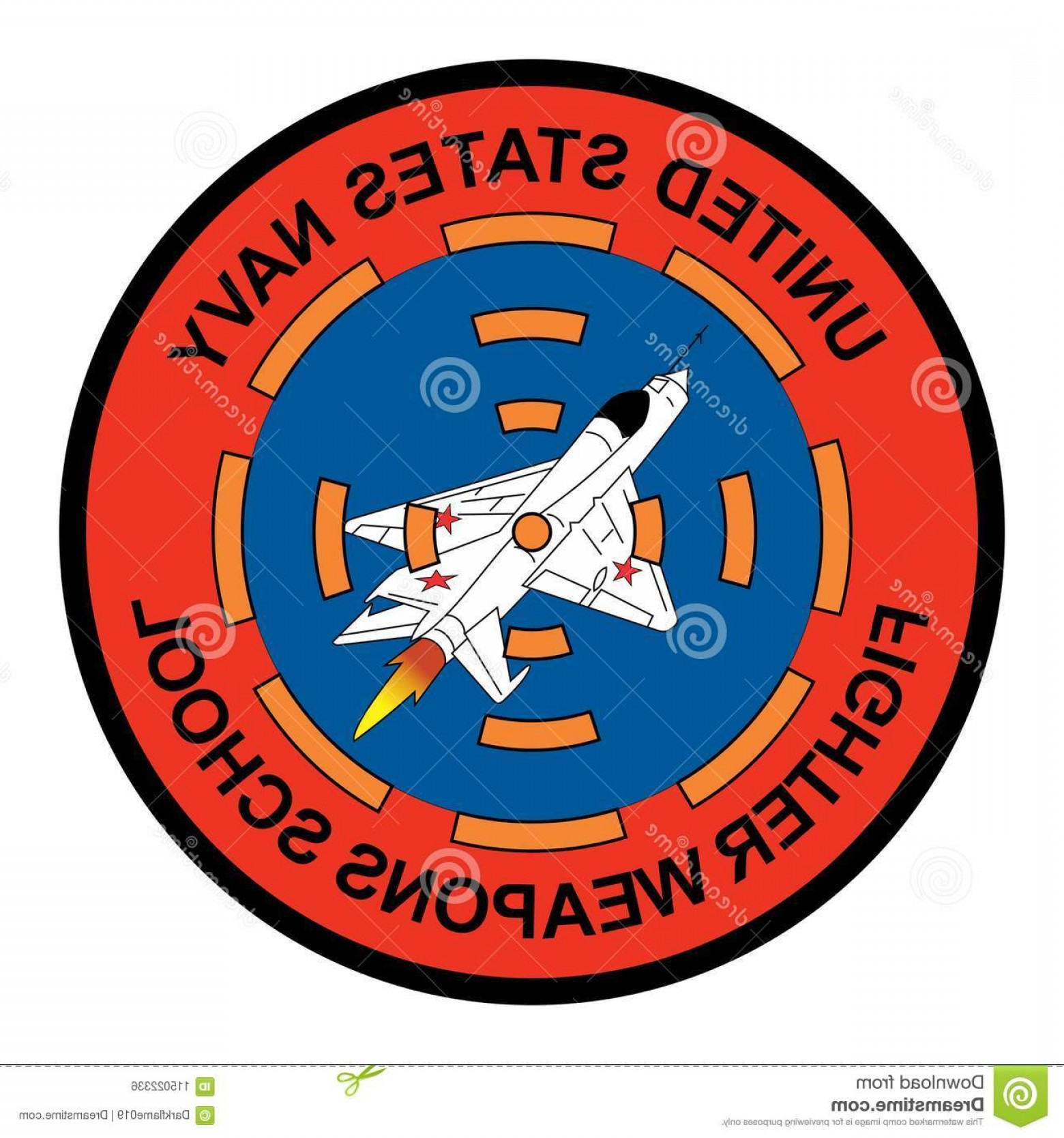 1560x1668 United States Navy Fighter Weapons School Logo Encapsulated