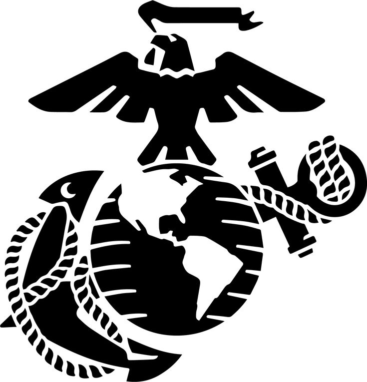 735x765 Us Navy Back Patch Black Amp White For Vest Jacket 10 Inch Marine