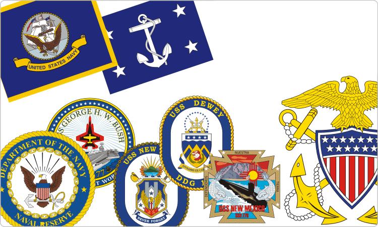 750x451 U.s. Navy Insignia Amp Ship Crests