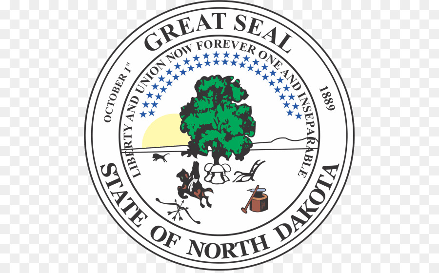 900x560 Seal Of North Dakota Ohio Flag Of North Dakota U.s. State
