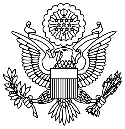 399x411 Free Download Of Us Department Of State Vector Logo