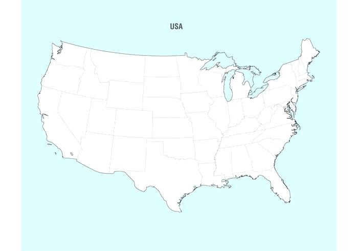 700x490 United State Of Map Labeled The Us States Show Me Picture