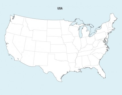 usa map vector free download at getdrawings com free for personal