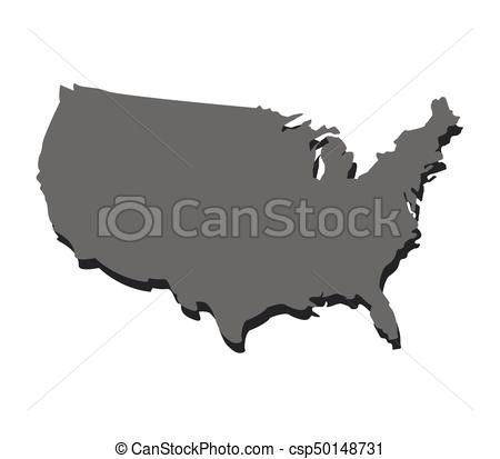 450x413 Us Map Vector Free Download