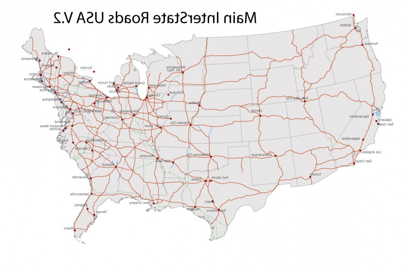 1360x892 Free Download Of The Us Map Illustrator Usa Map Outline Free Map