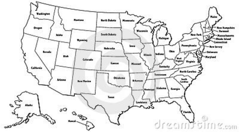 800x444 Us Map Outline Usa Map Outline Vector Pict Best Hd Outlinegif