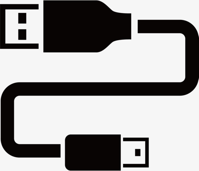650x558 Black Usb, Black Vector, Apple Data Cable, Usb Data Line Png And