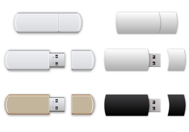 632x443 Free Usb Flash Drive Vector Free Vector Download 366601 Cannypic