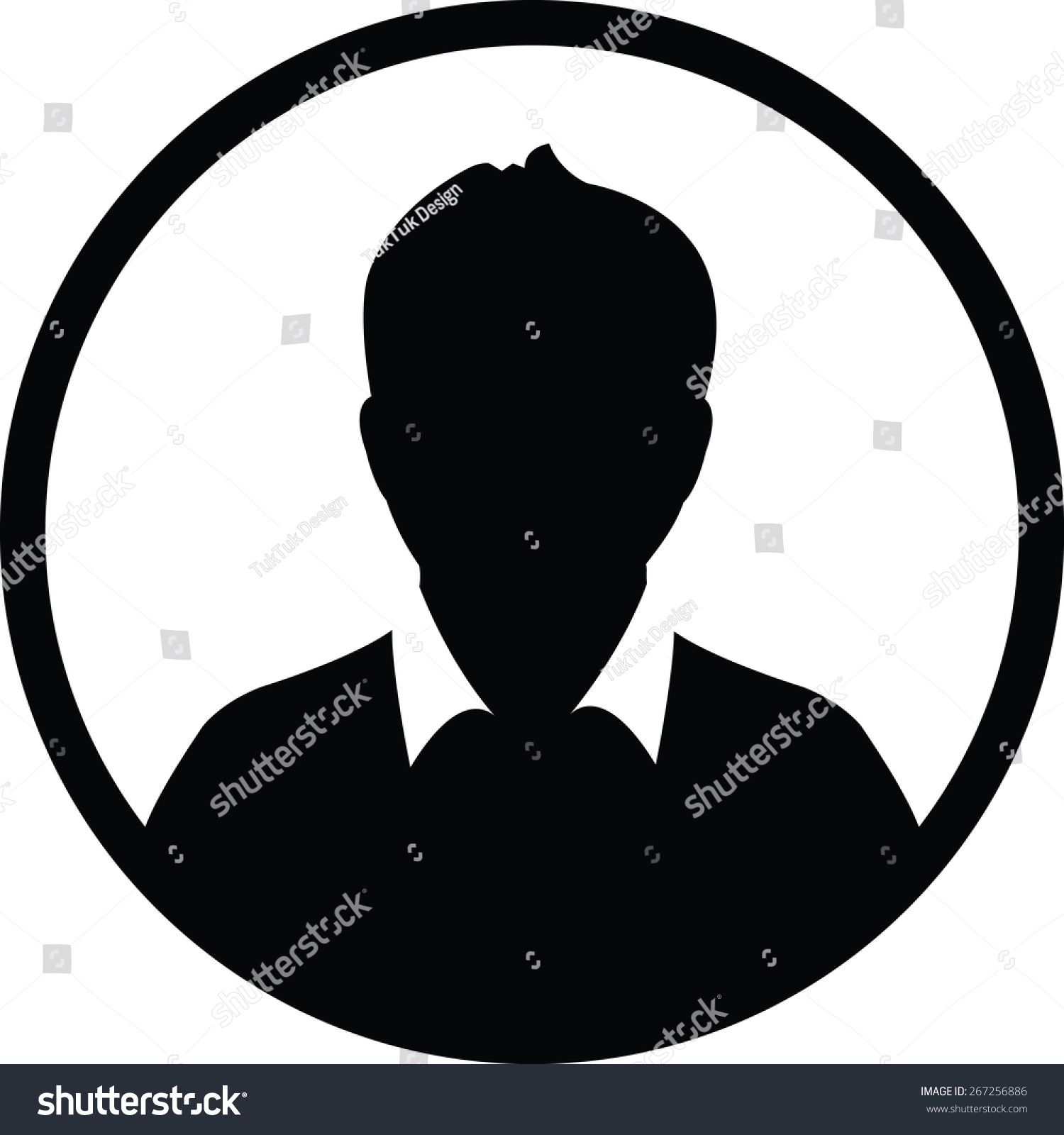 1500x1600 User Icon Vector Male Person Symbol Profile Avatar Sign In Flat