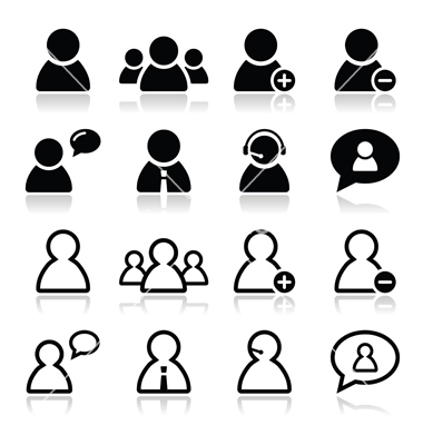 380x400 User Icon Vector Free Icons