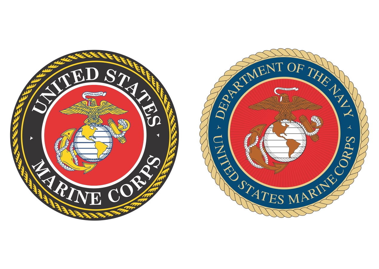 1269x900 Marine Corps Png Logo Pictures