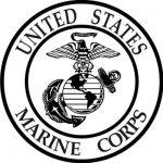 150x150 Military Logos I Just Like It Usmc Logo Vector Art