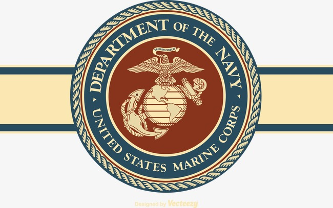 650x407 Vector Usmc Seal Icon, Usmc Seal, Army Icon, Vector Png And Vector