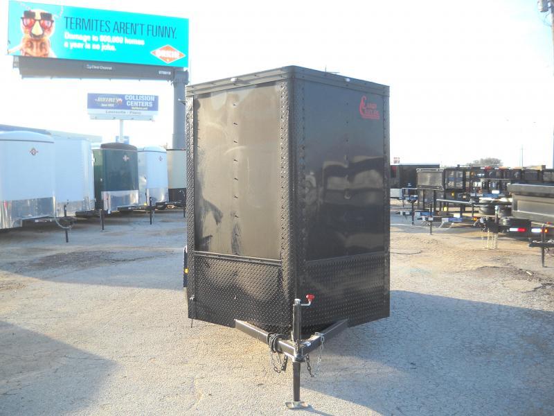 800x600 2018 Cargo Craft Vector 6151 Enclosed Cargo Trailer Enclosed