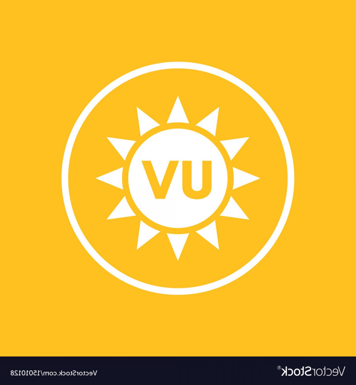 1200x1296 Uv Radiation Icon In Circle Vector Arenawp