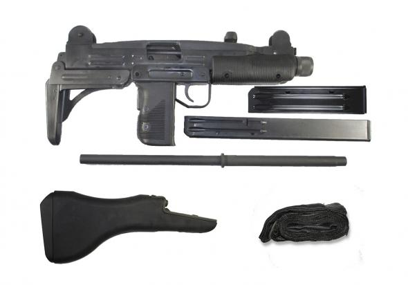 590x412 Red Circle Tactical Vector Arms Uzi Carbine 45acp Folding Stock