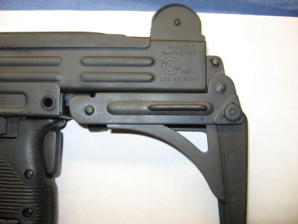 600x450 Vector Uzi Short Barreled Rifle Class 3 Uzi
