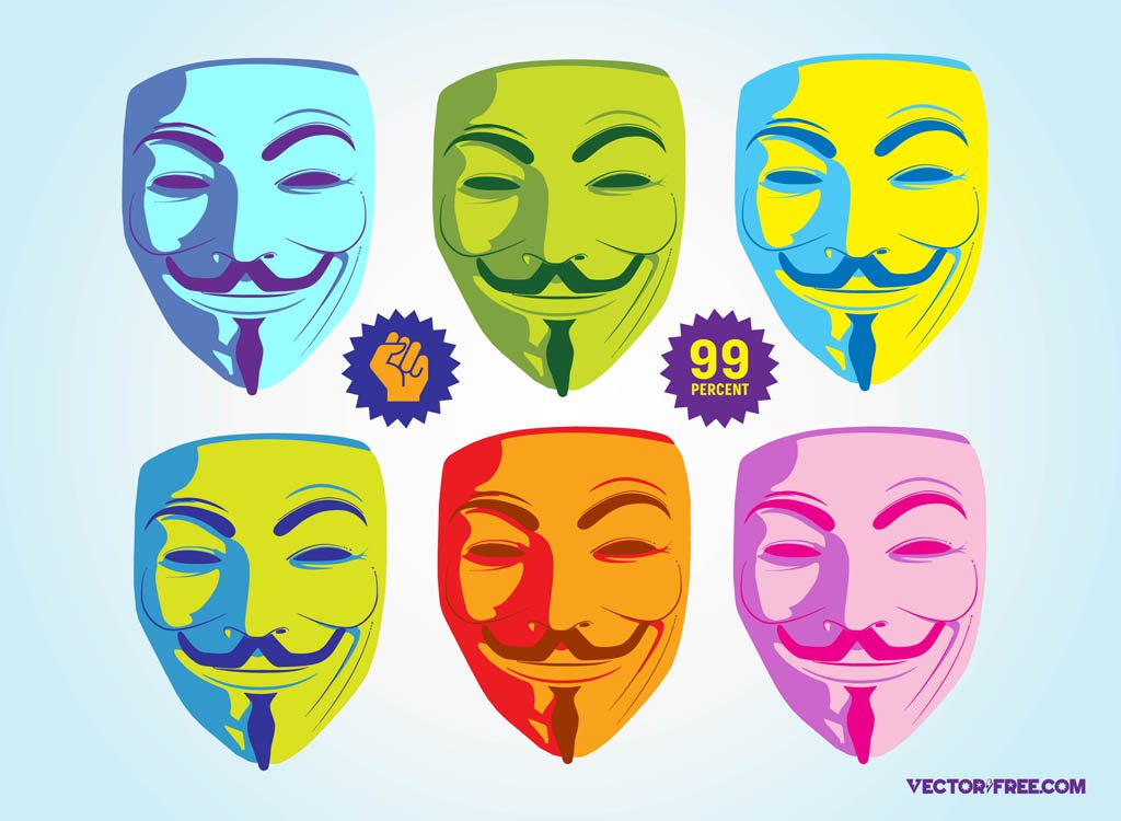 1024x750 Guy Fawkes Mask Vector Art Amp Graphics