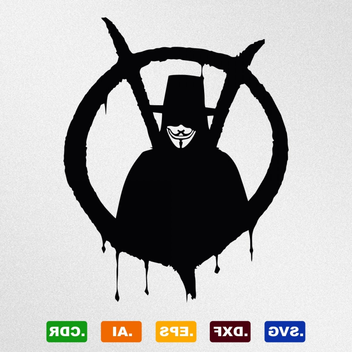 1200x1200 V For Vendetta Anonymous Guy Fawkes Mask Geekchicpro