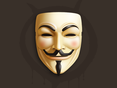 400x300 V For Vendetta By Sinkin