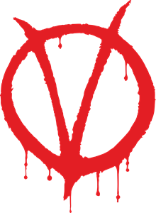 220x300 Vendetta Mask Logo Vector (.cdr) Free Download