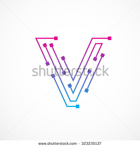 450x470 V Letter Logos