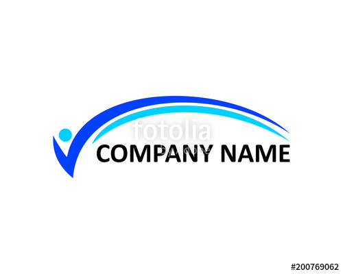 500x400 V Letter People Logo Stock Image And Royalty Free Vector Files On