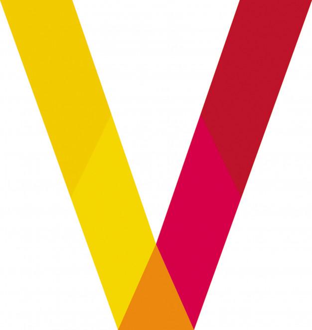 626x662 Letter V Logo Vector Vector Premium Download