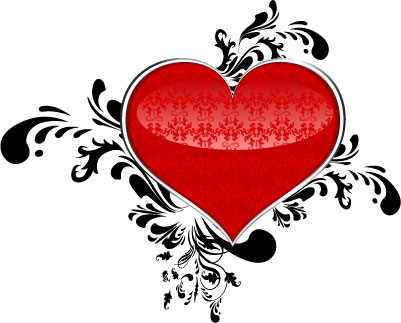 401x323 Valentine Heart Vector Graphics Essential Healing And Massage
