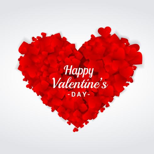 490x490 Valentine Hearts Free Vector Art