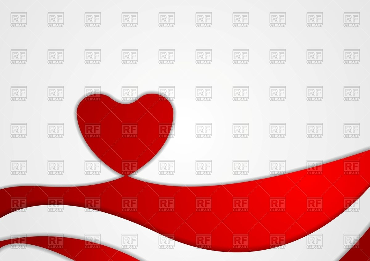 1200x848 Valentine Background With Heart Vector Image Vector Artwork Of