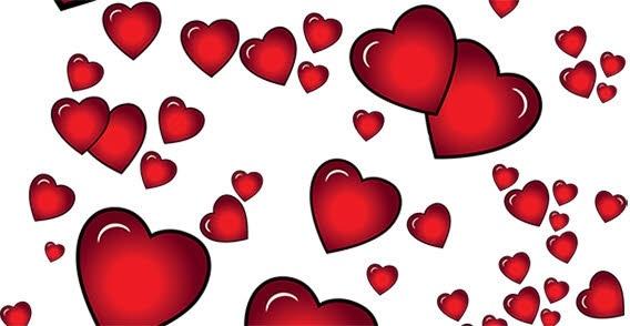 568x294 Valentine Hearts Vector Free Vector In Acrobat Reader Pdf ( .pdf