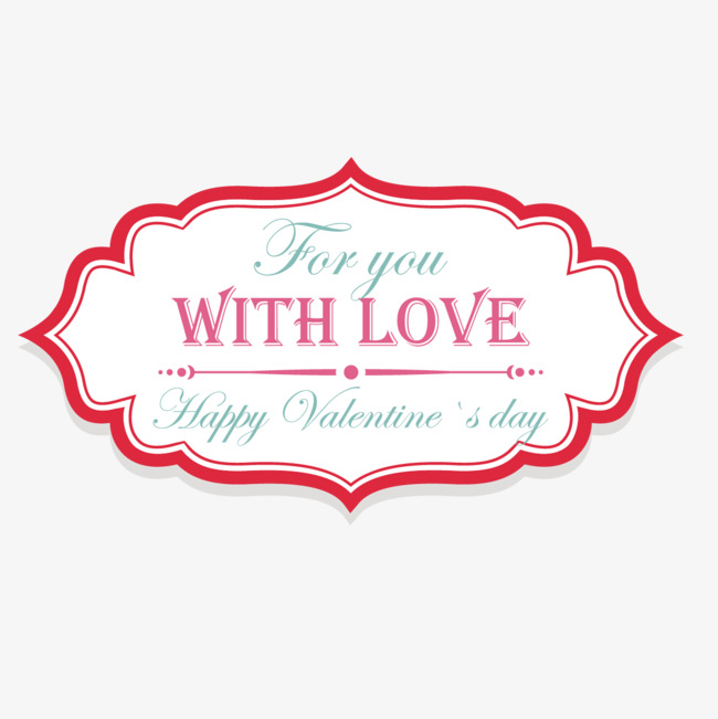 650x651 Valentine Small Label Vector, Valentine Vector, Label Vector