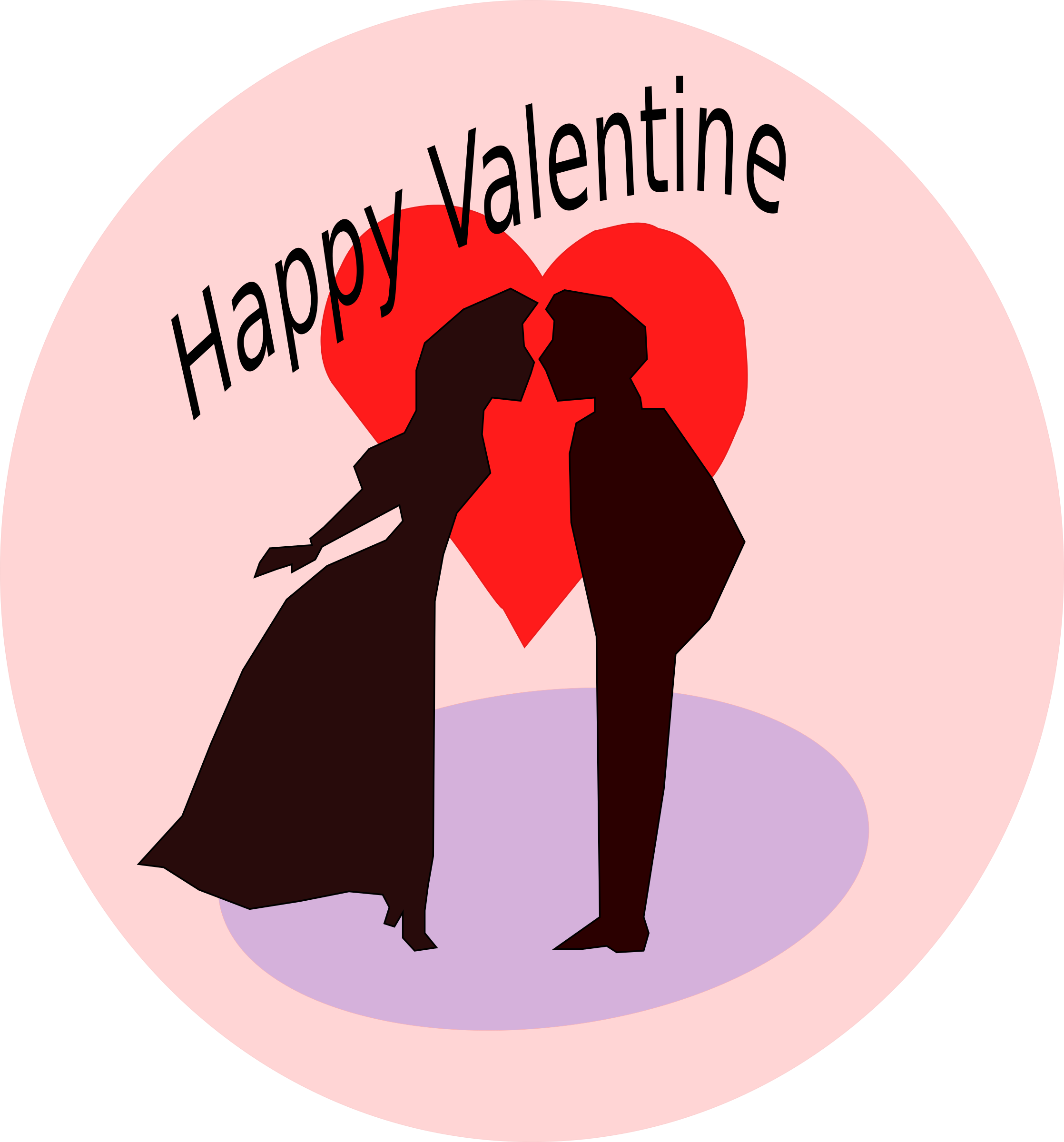 Valentine Vector Art