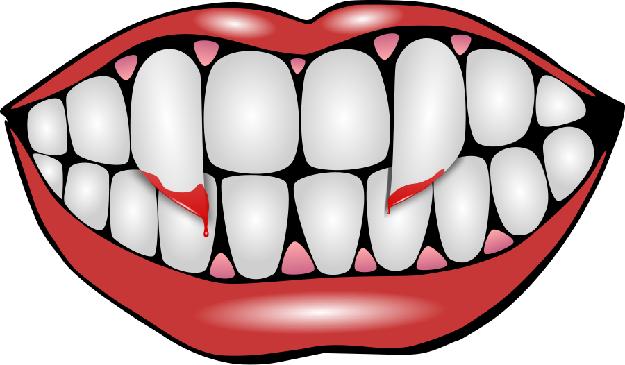 900x526 15 Gold Vampire Fangs Vector Png For Free Download On Mbtskoudsalg