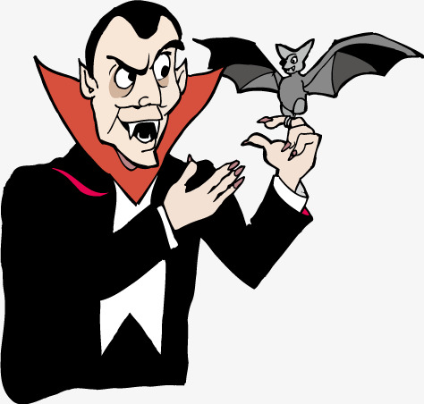 474x452 Cartoon Vampire Bat Vector, Cartoon Vector, Bat Vector, Bat