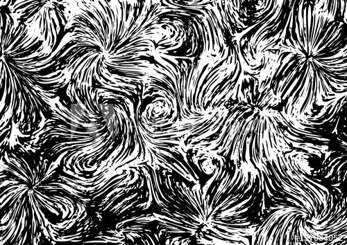 500x354 Vector Texture A La Vincent Van Gogh