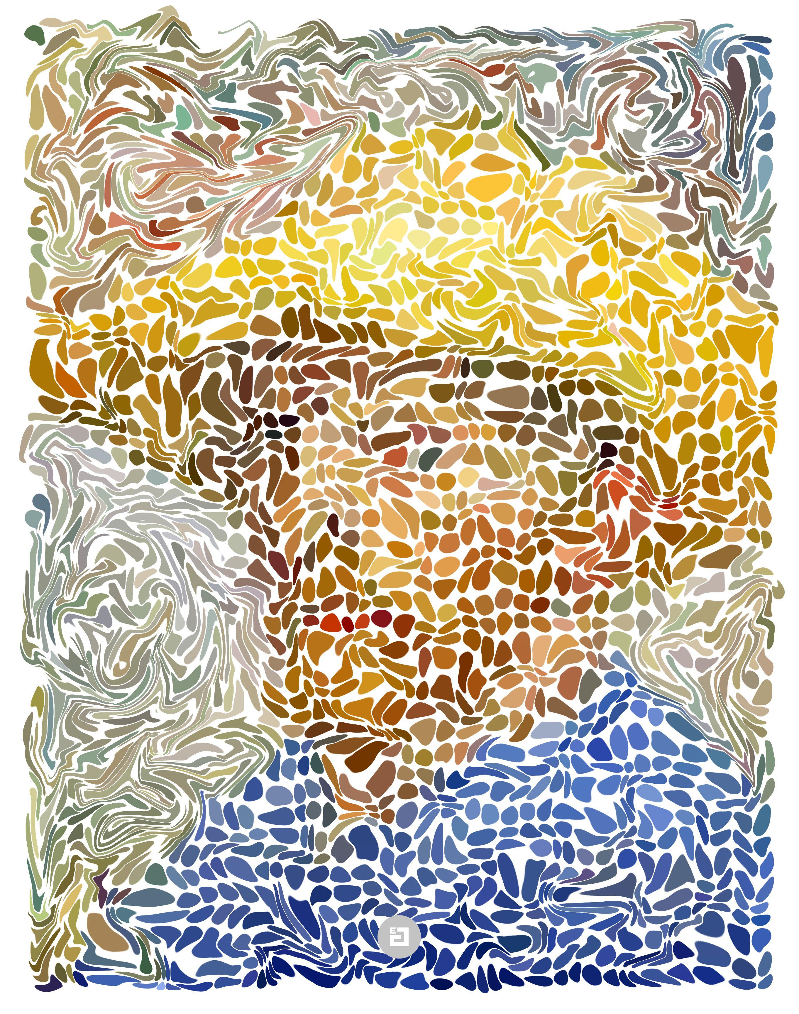 2724x3456 Fanartvincent Willem Van Gogh. By ~jayve1 Digital Art Vector