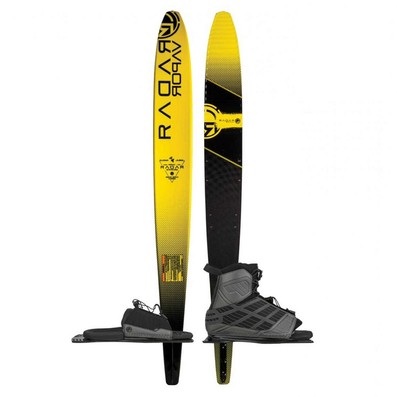 1228x1228 Radar Vapor Graphite Slalom Ski Vector Boot Titanium Artp Package