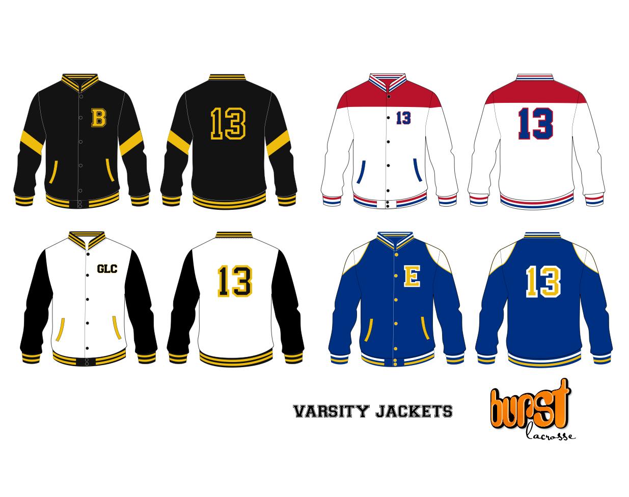 1235x976 Burst Varsity Jackets Gthink Studio.design