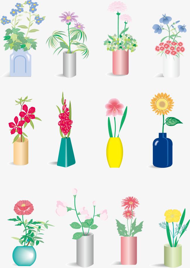 Vase Vector