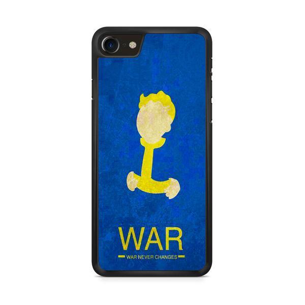 600x600 Fallout 4 Vault Boy War Vector Iphone 8 Case Eternalcase