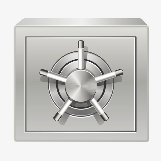 650x651 Beautifully Safe, Fine, Safe, Vault Png And Vector For Free Download