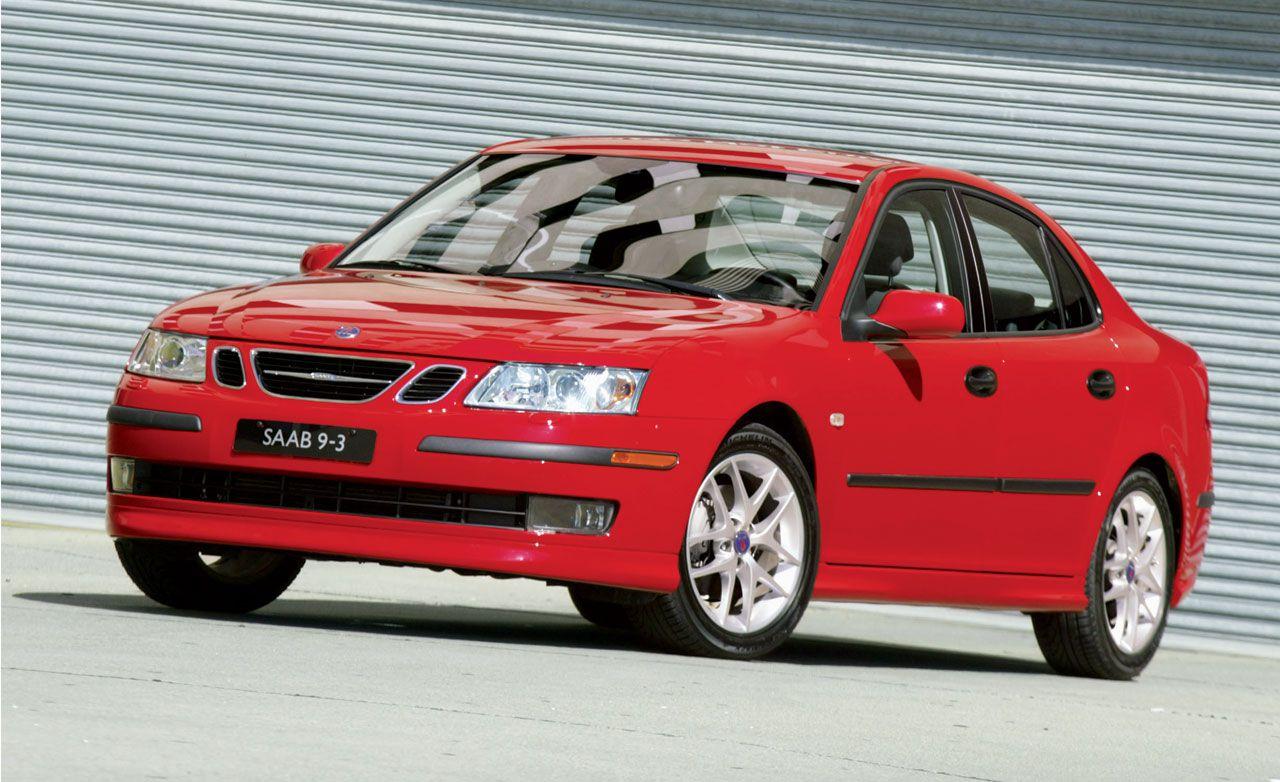 1280x782 Saab 9 3 Vector