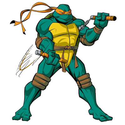 400x400 Ninja Turtle Vector 9 An Images Hub