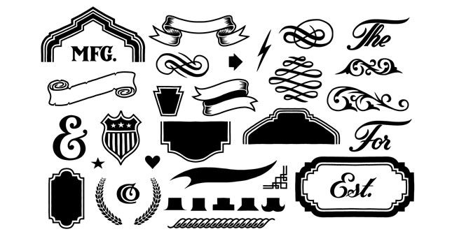 645x345 Must Have Hand Drawn Vectors