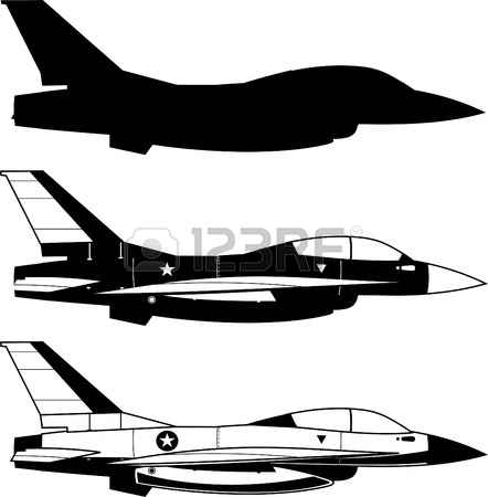 442x450 Air Force Clipart Black And White Collection