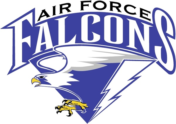 600x424 Air Force Falcons Free Vector In Encapsulated Postscript Eps