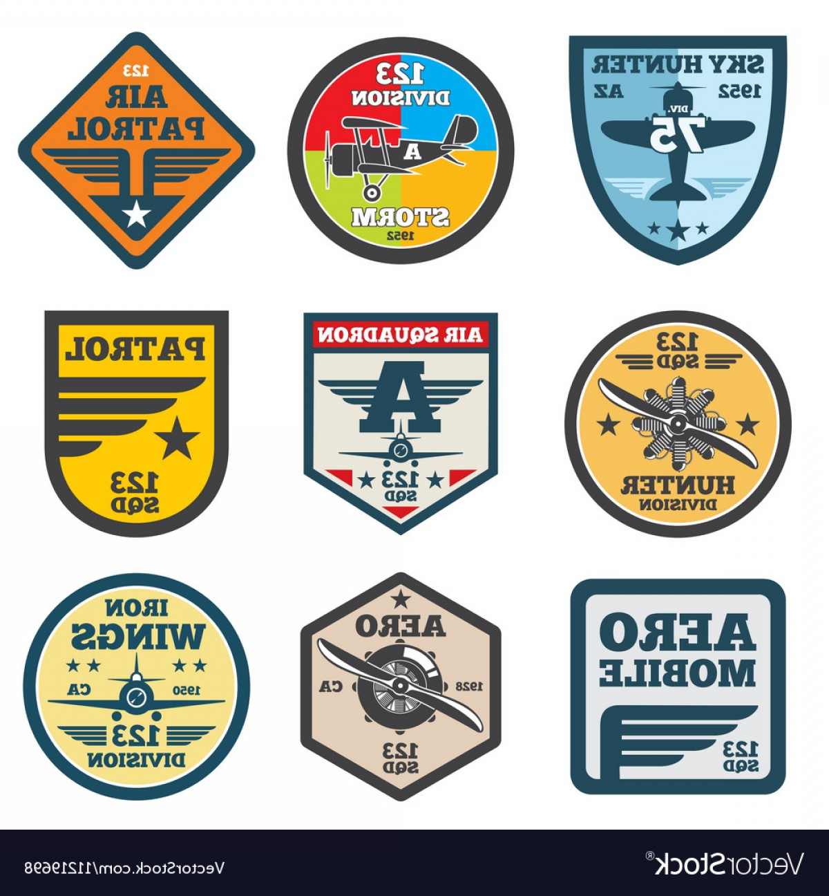 1200x1296 Army Jet Aviation Air Force Labels Patch Vector Sohadacouri